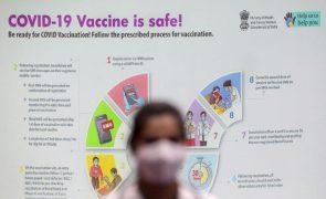 Covid-19: Oxford garante que vacina da AstraZeneca é segura