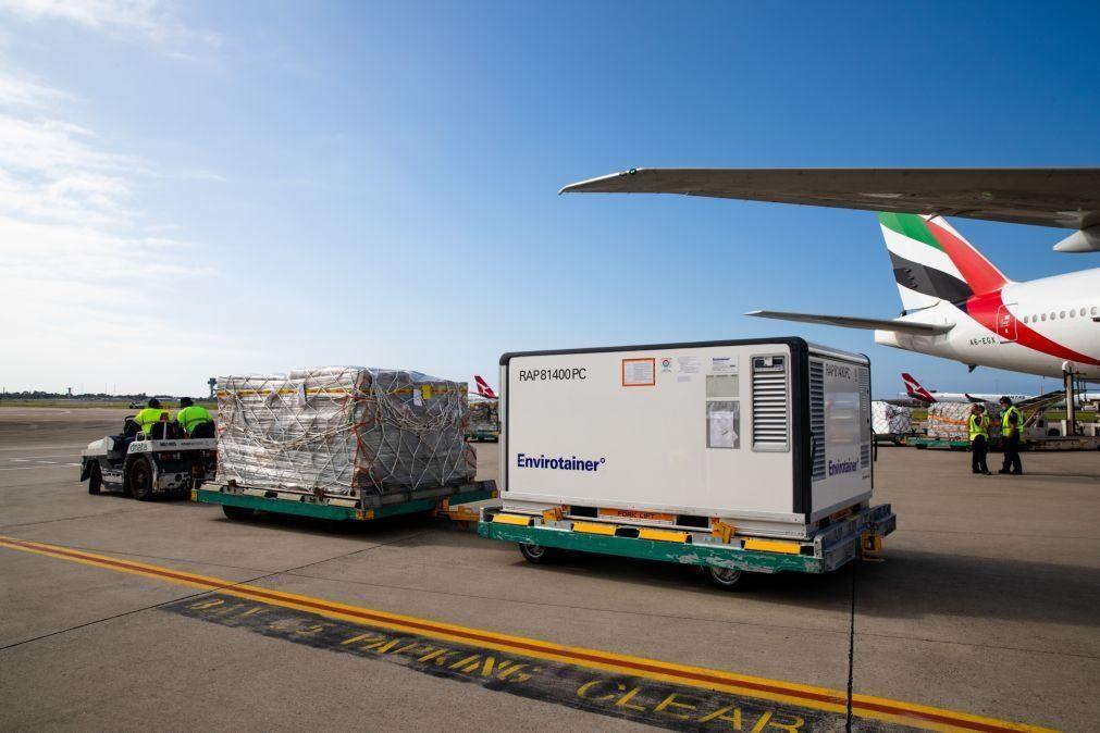 Novo sistema para controlo de mercadorias destinadas à UE entra hoje em vigor