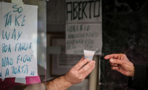 Covid-19: Cabeleireiros e cafetarias de Benfica veem oportunidades com desconfinamento