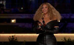 Filha de Beyoncé ganha Grammy com apenas 9 anos de idade