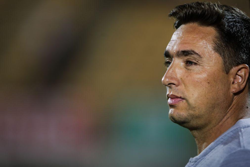 Euro sub-21: Rui Jorge vê Portugal só como
