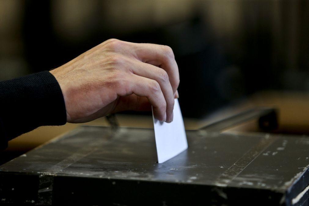 Autárquicas: Afluência às urnas atinge os 42% até às 16 horas