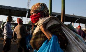 Covid-19: Mais quatro óbitos e 126 infetados em Moçambique