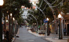 Covid-19: Funchal é o único concelho em risco extremo