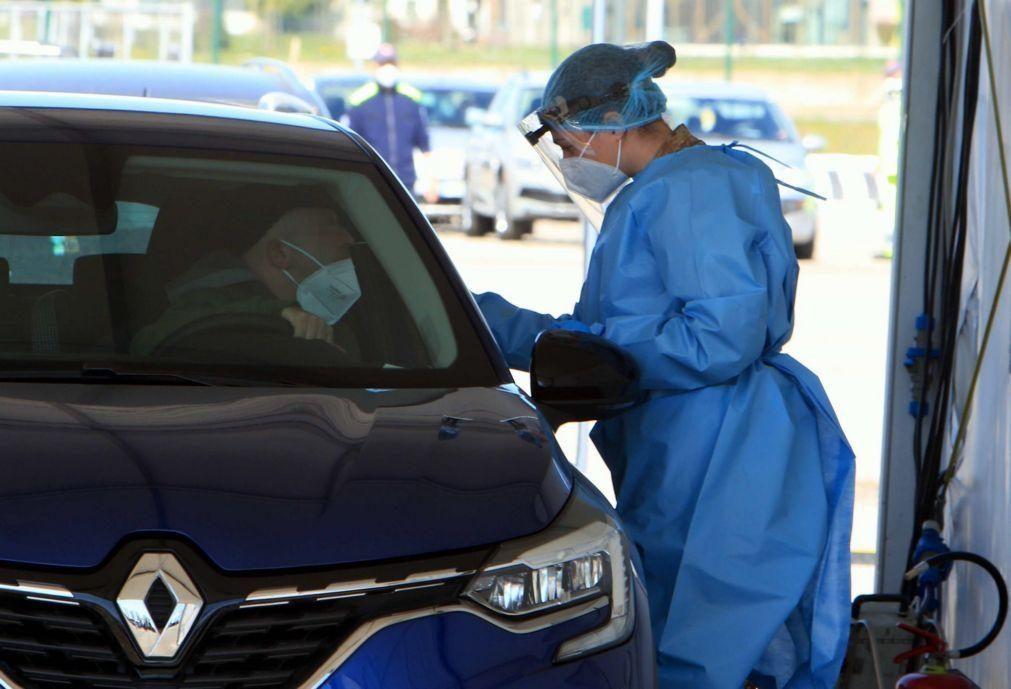 Covid-19: Itália regista 15.267 novos casos e supera dois milhões de imunizados