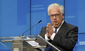 UE/Presidência: Saída de Portugal de 'lista vermelha' britânica é
