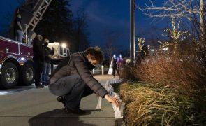 Covid-19: EUA com 708 mortos e 54.865 casos nas últimas 24 horas