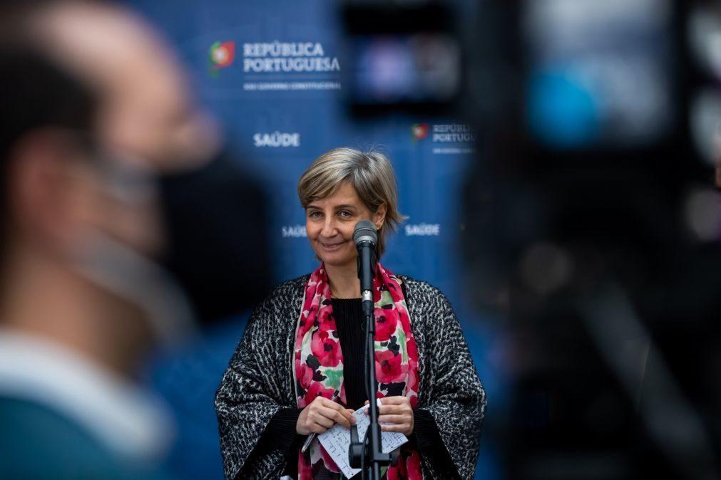 UE/Presidência: Ministros da Saúde debatem hoje