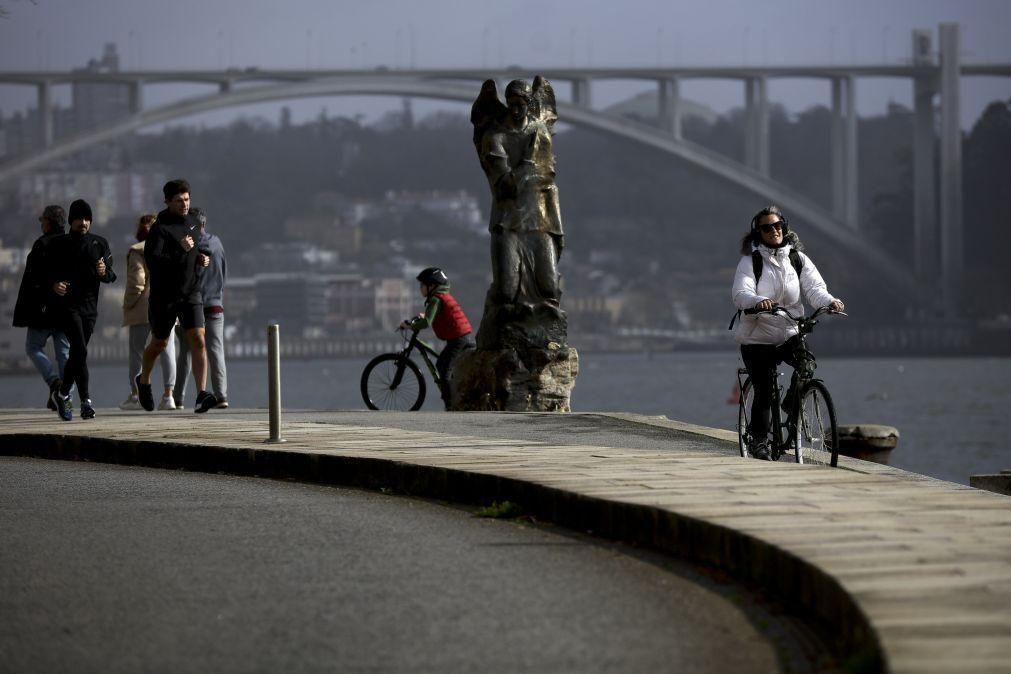 Governo e Metro do Porto lançam hoje concurso para nova ponte sobre Douro