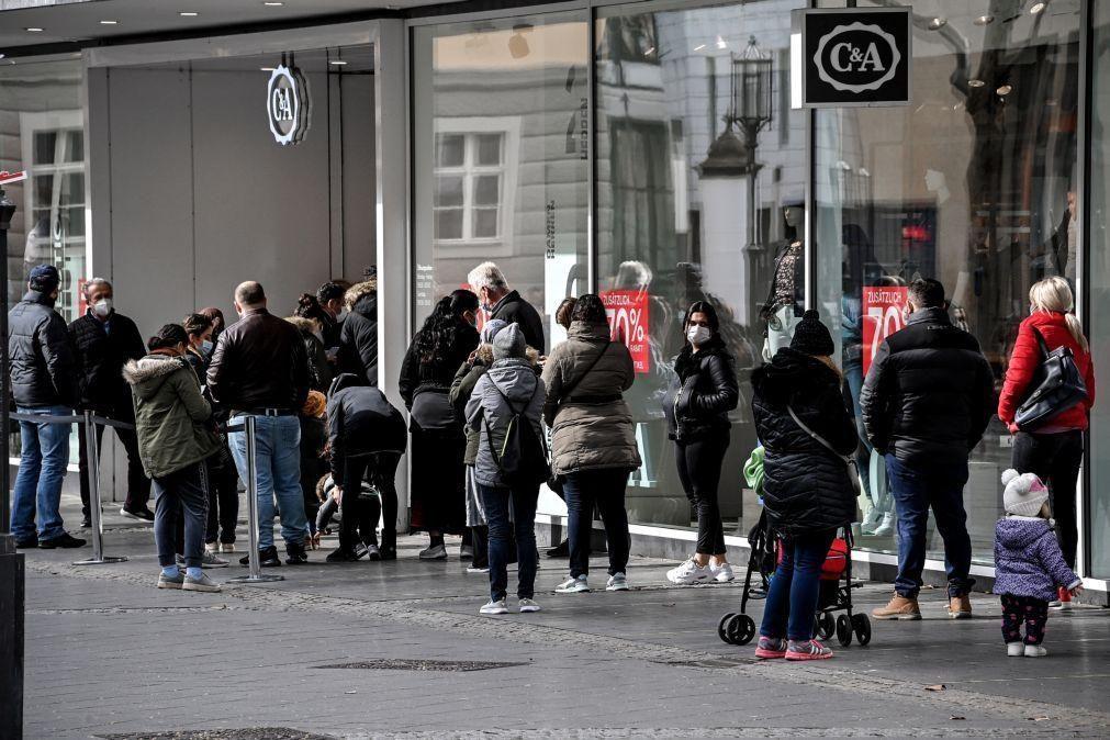 Covid-19: Alemanha regista 238 mortes e 5.480 novos casos nas últimas 24 horas