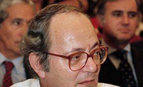 Conversas de jornalista com Vasco Pulido Valente resultam em livro a sair dia 25