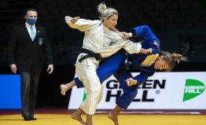 Telma Monteiro procura 15.ª medalha em Campeonatos Europeus de judo