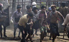 Myanmar: Pelo menos 149 pessoas foram mortas desde golpe de 1 de fevereiro - ONU