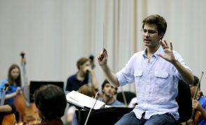 Português Dinis Sousa nomeado nomeado Maestro Principal da Royal Northern Sinfonia
