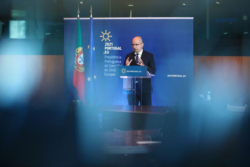 Leão e Dombrovskis contam com Biden para acordo global sobre imposto digital