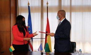 Cabo Verde e Guiné-Bissau assinam novos acordos e querem facilitar integração regional