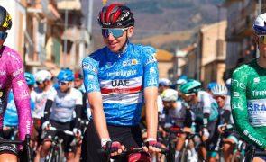 Tadej Pogacar confirma vitória no Tirreno-Adriático, João Almeida acaba em sexto
