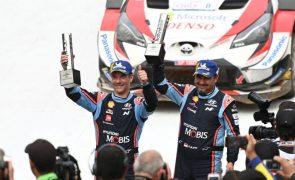 Sébastien Loeb separa-se de Daniel Elena, o seu copiloto de sempre