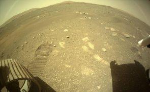 Há quatro mil milhões de anos Marte tinha água equivalente a metade do oceano Atlântico - estudo