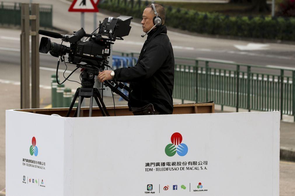 Associação de Macau sublinha que jornalistas não são agentes de propaganda política