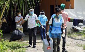 Covid-19: Governo timorense prepara de forma