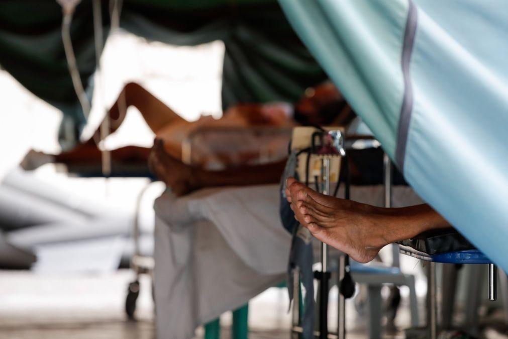 Covid-19: Pandemia fez mais 327 mortos em África nas últimas 24 horas