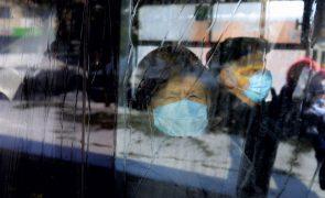 Uso de máscaras na rua vai continuar a ser obrigatório pelo menos até julho
