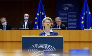 Covid-19: Atraso da AstraZeneca reduziu velocidade da vacinação na UE