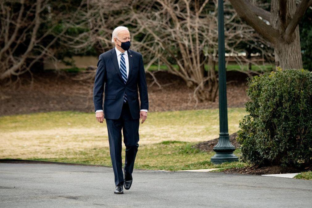 Presidente dos EUA acusou Putin de ser um