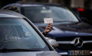 Covid-19: Sindicato Motoristas TVDE quer tarifas mínimas e contingentes para combater problemas