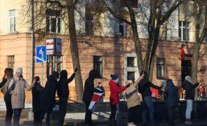 Autoridades bielorussas condenaram mais de 400 manifestantes