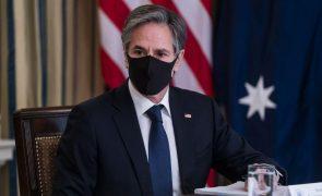 Chefe da diplomacia dos EUA acusa Coreia do Norte de abusos sobre os cidadãos