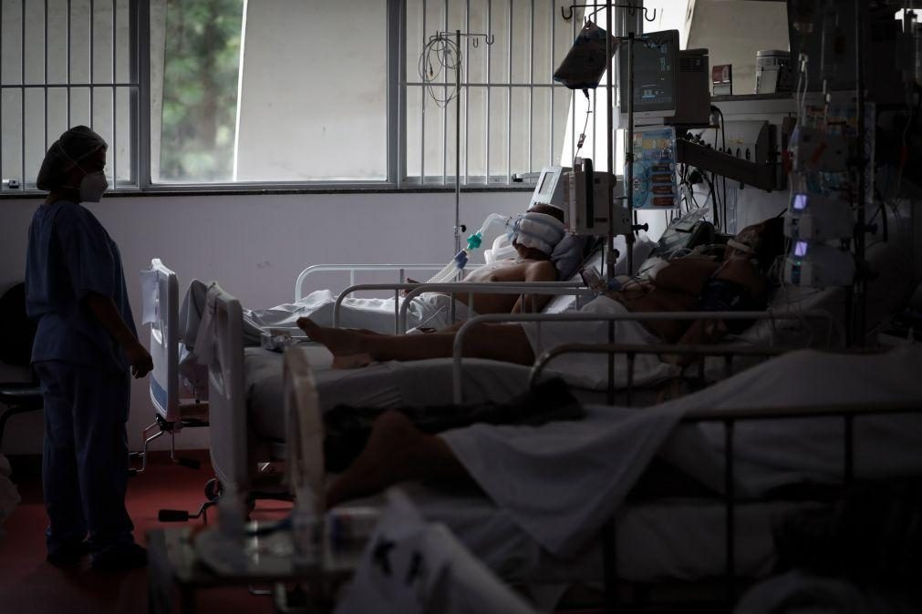 Covid-19: Brasil vive o maior colapso sanitário e hospitalar de sua história - Fiocruz
