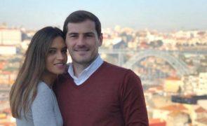 Sara Carbonero felicita Iker Casillas após separação: «Melhor papá»