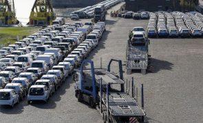 Vendas de automóveis caem mais em Portugal do que em toda a UE