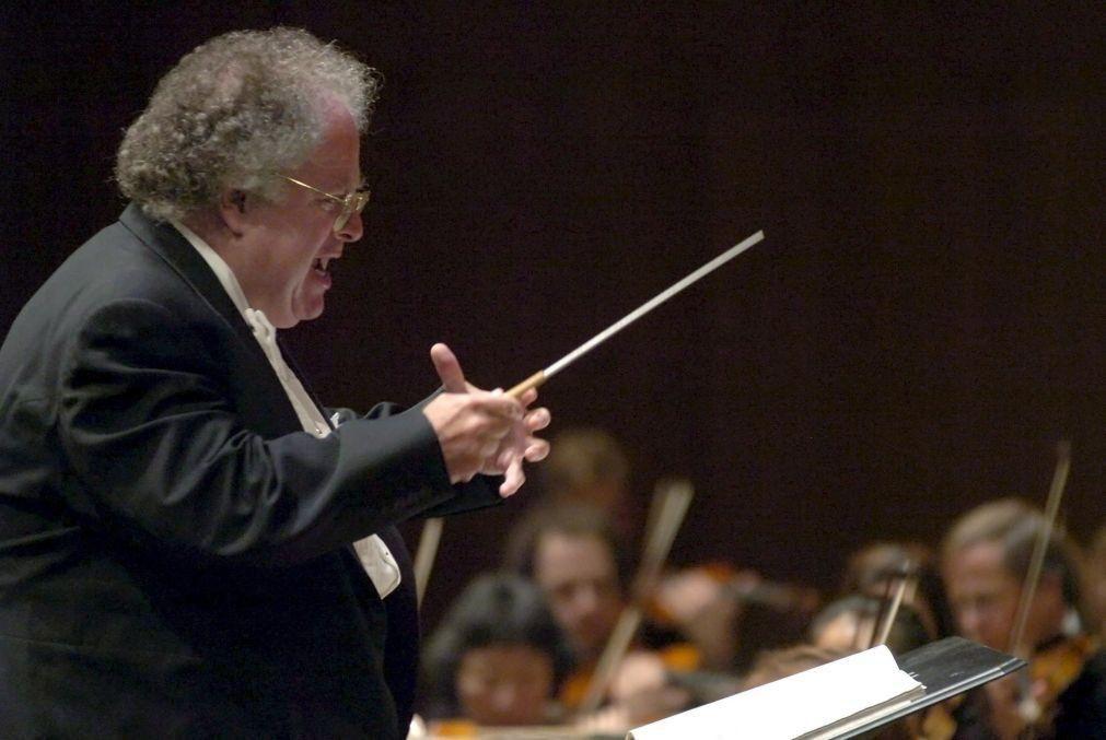 James Levine, ex-maestro da Ópera Metropolitana de Nova Iorque, morre aos 77 anos