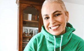 Joana Cruz vai ser operada após quimioterapia contra o cancro da mama