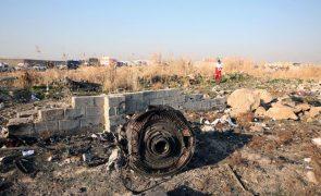 Irão responsabiliza operador de defesa aérea pelo derrube de avião ucraniano em 2020