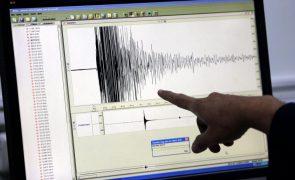 Sismo de magnitude 3,4 sentido na zona este de São Miguel