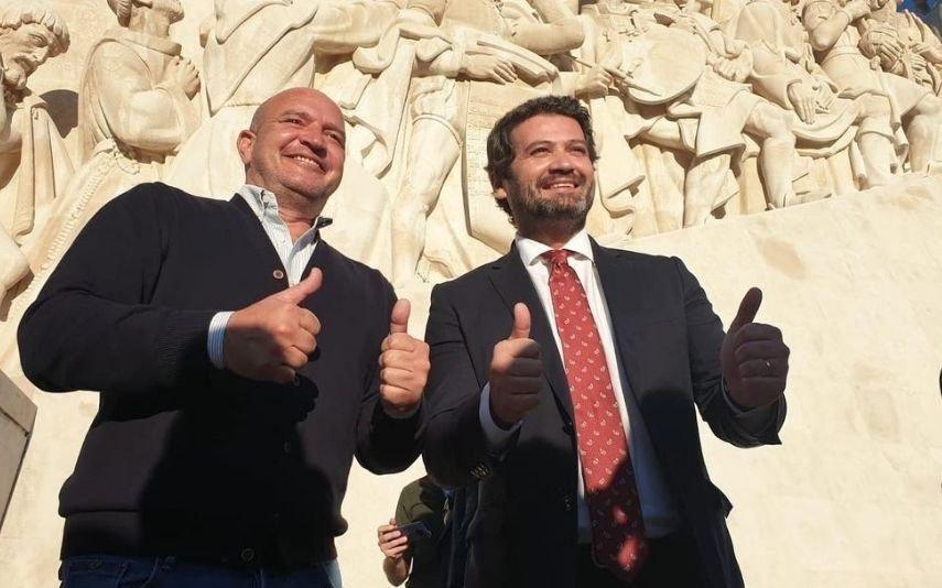 Filhos de Nuno Graciano violentamente ameaçados após candidatura pelo Chega!