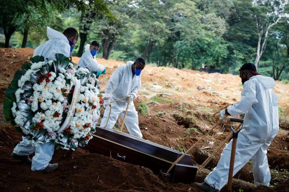 Covid-19: Brasil tem recorde de 90.303 casos em 24 horas e 2.648 mortes