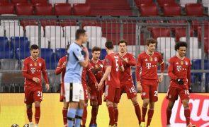 Bayern e Chelsea asseguram últimas vagas nos quartos de final da Liga dos Campeões