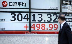 Bolsa de Tóquio fecha a ganhar 1,01%