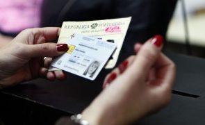 Admissibilidade de vários documentos como cartão de cidadão estendida até 31 dezembro