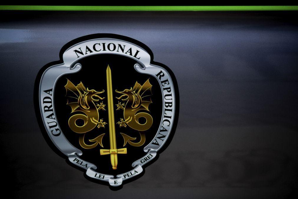 Incêndios: GNR identificou sete suspeitos de atearem fogos no distrito de Braga