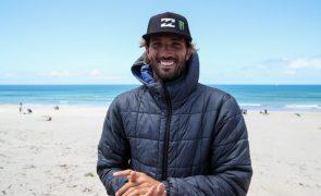 Frederico Morais bate recorde de isolamento para retoma do circuito de surf na Austrália