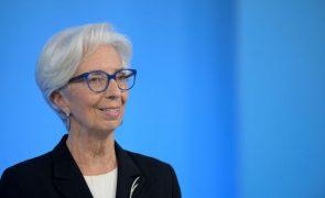 Pacote de recuperação da UE deve tornar-se operacional sem demoras - Lagarde