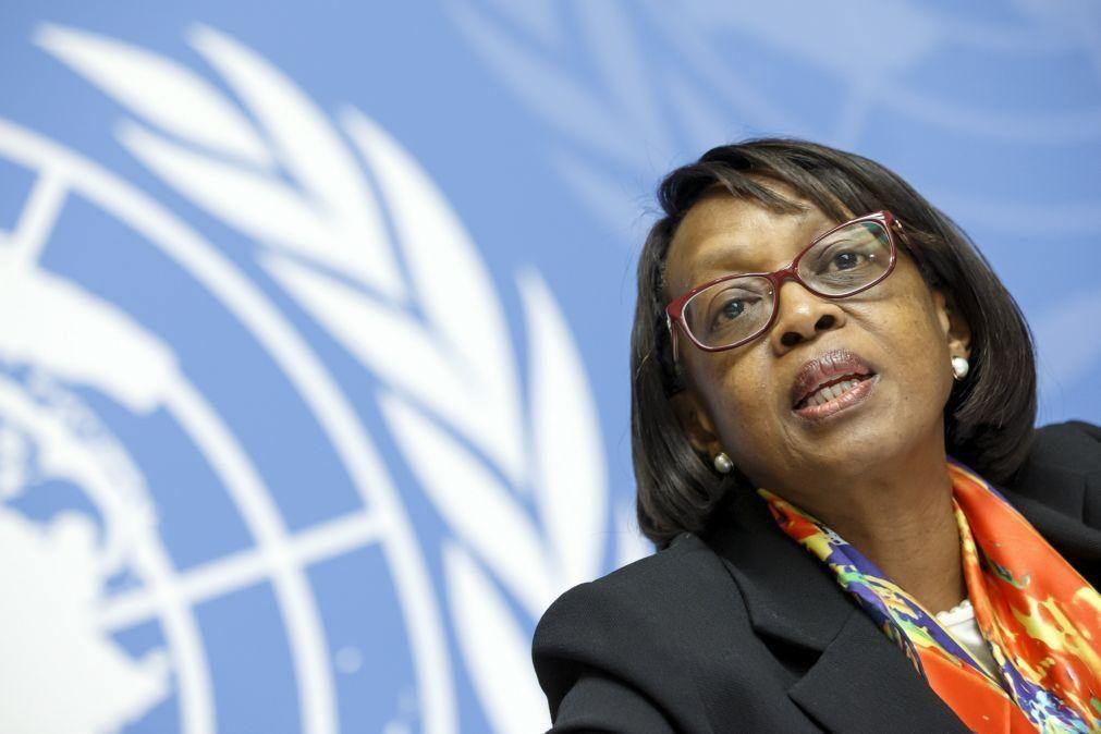 Covid-19: OMS África espera terceira vaga dentro de semanas e apela a vacinação
