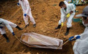 Covid-19: Pandemia já matou mais de 2,68 milhões de pessoas no mundo