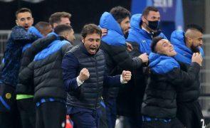 Covid-19: Novos casos positivos no Inter Milão adiam jogo com o Sassuolo
